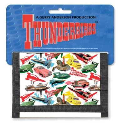 Thunderbirds Vehicles Wallet