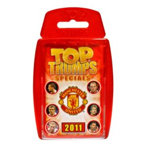 Top Trumps Specials: Manchester United FC 2011