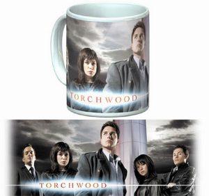 Torchwood Cast Boxed Mug
