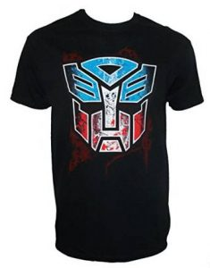 Transformers Autobot & Decepticon Adult T-Shirts
