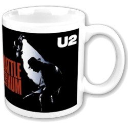 U2 Rattle And Hum Genuine Licensed Boxed Mug