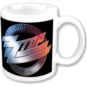 ZZ Top Mug - Circle Logo