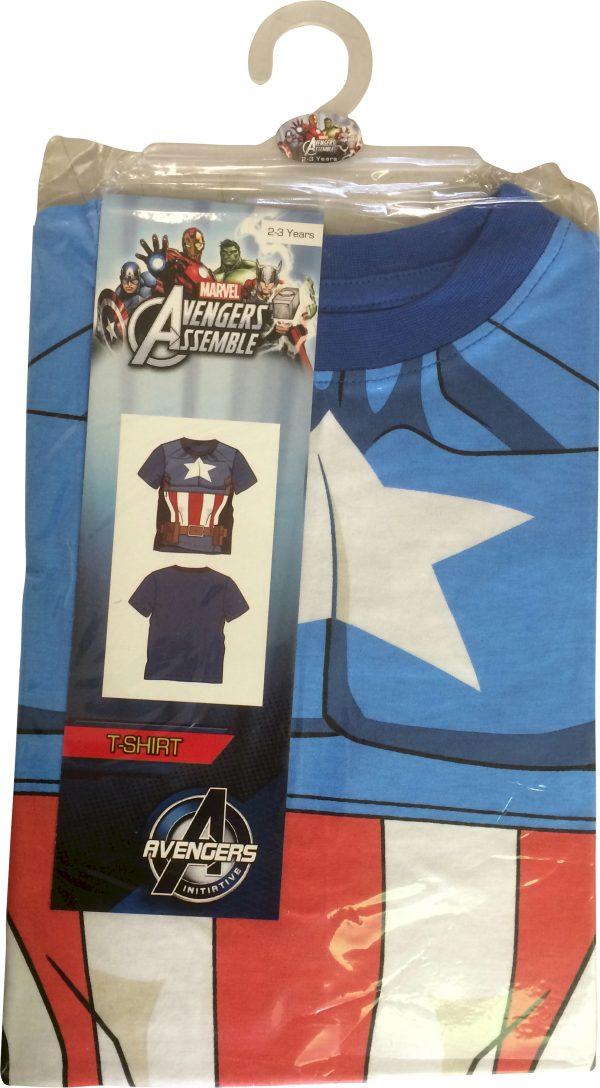 Marvel Avengers Costume T-Shirt Assortment
