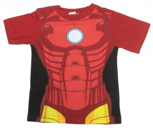 Marvel Avengers Costume T-Shirt Assortment