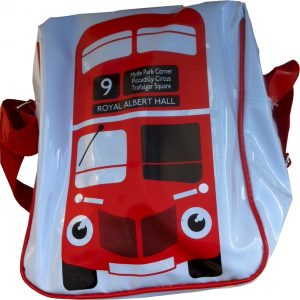 London Bus Tote Shoulder Bag