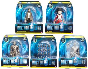 Doctor Who - 2011 Action Figures