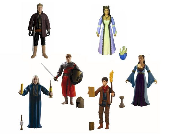 Merlin 3.75 Inch Action Figures (Assorted)