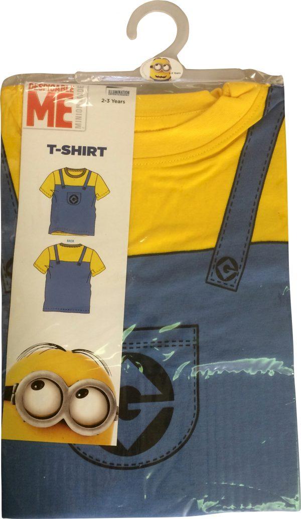 Despicable Me Minion Costume T-Shirt