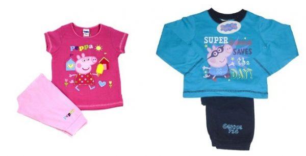Peppa Pig Pyjamas - Assorted