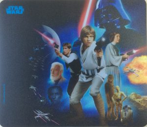 Star Wars A New Hope Mouse Mat