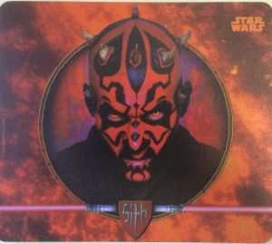 Star Wars Darth Maul Mouse Mat