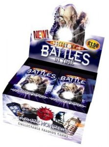 Doctor Who - Battles In Time Ultimate Monsters Box of 32