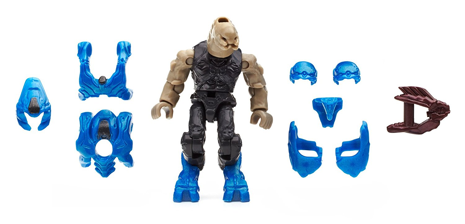 Mega Bloks Halo Drop Pods Various Colours Designs Get