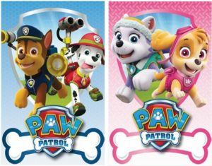 PAW PATROL COMBINED
