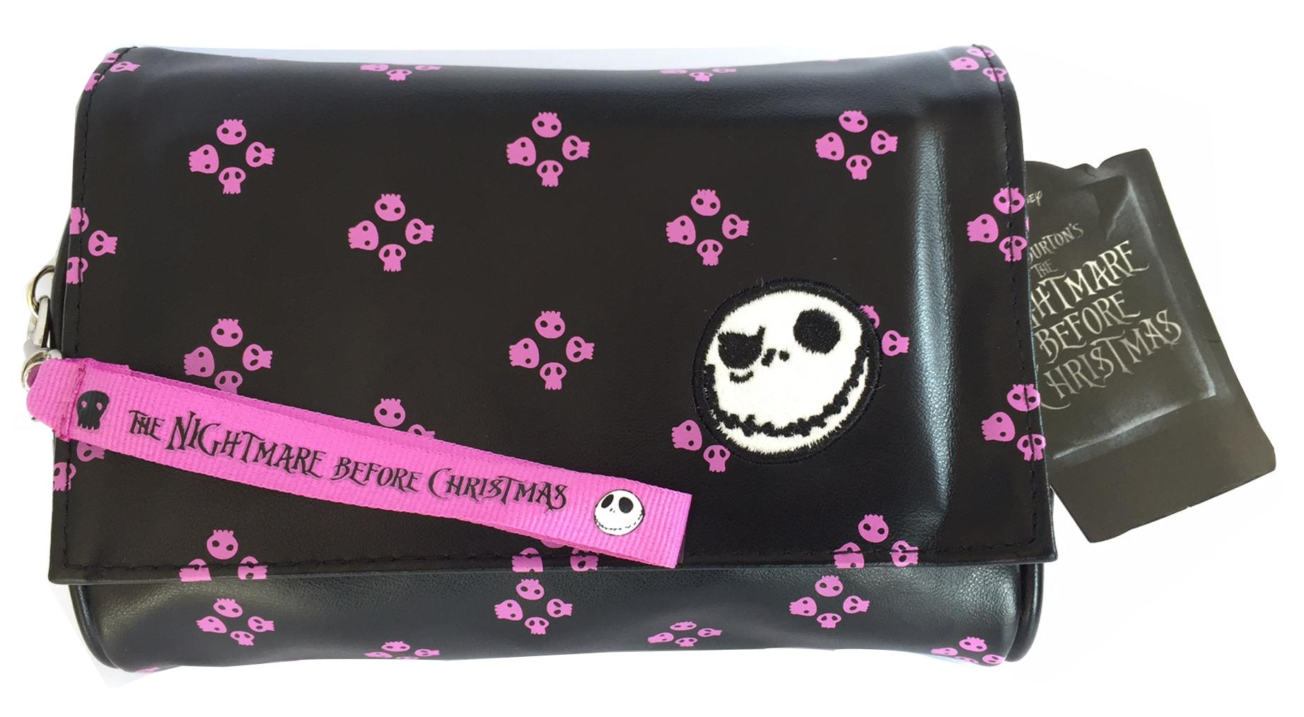 Official Disney \'Nightmare Before Christmas\' Make-up Cosmetic Bag ...