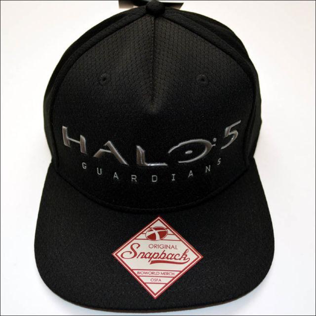 0754de5967aaf HALO 5 Snapback Cap – Get Retro