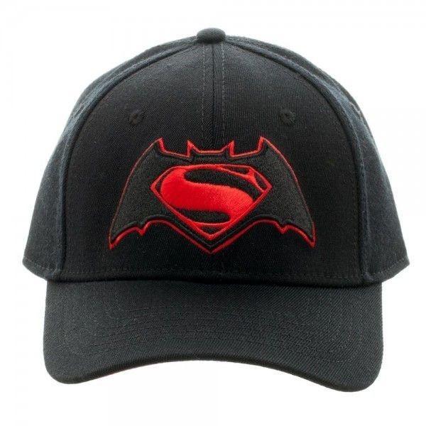 28a142846d4 BATMAN Vs SUPERMAN LOGO SNAPBACK CAP – Get Retro